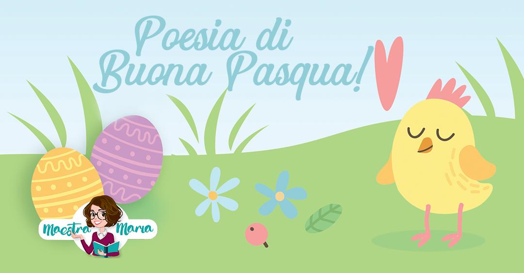 Poesia di Buona Pasqua