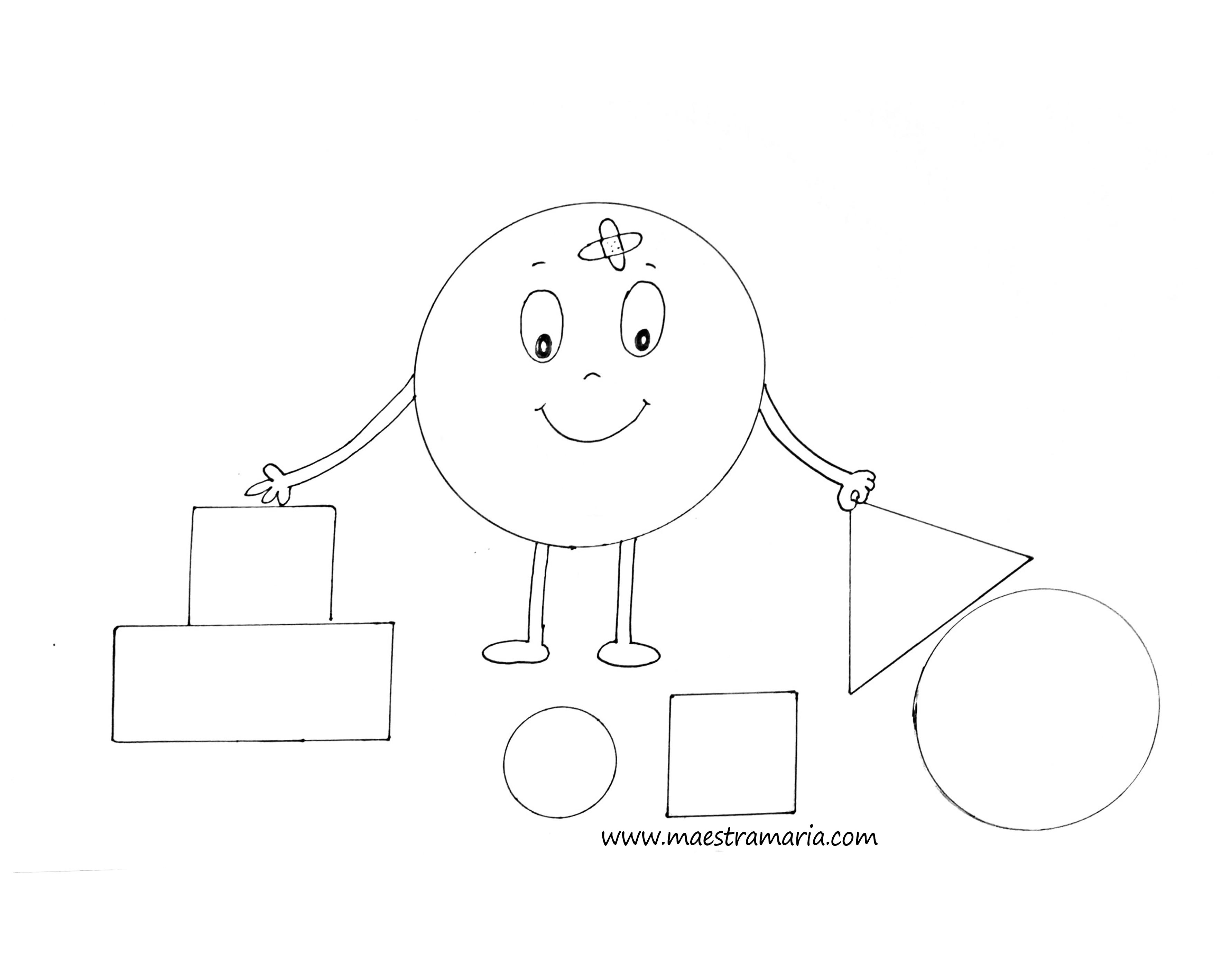 figure geometriche - maestra maria